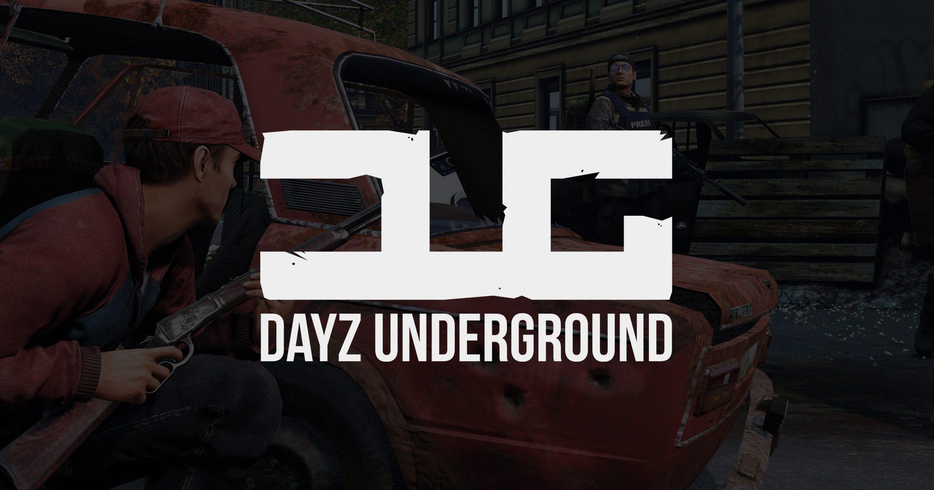 DayZ Server Community   DayzUnderground