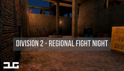 Fists of Gold Regional Fight Night – Division 2