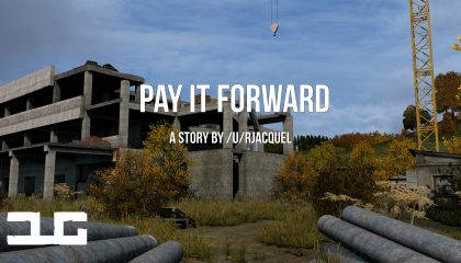 Story: Pay It Forward by /u/rjacquel
