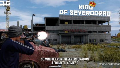 King of Severograd (King of the Hill Event) – April 14th