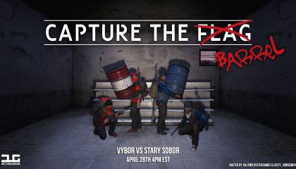 Capture the Barrel 28th April 4PM EST