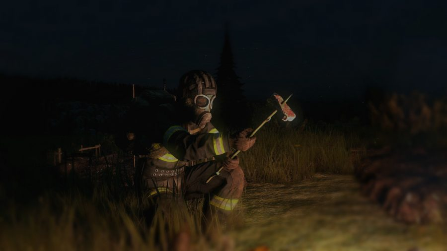 DayZ photo series, the Humans of Chernarus, Blaze