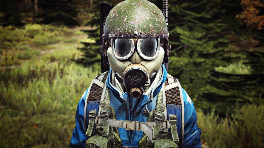 DayZ photo series, the Humans of Chernarus, Smoke