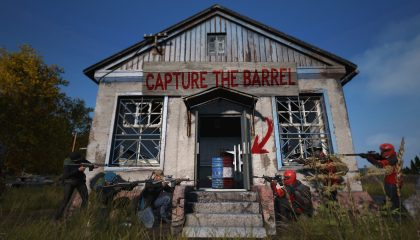 Capture the Barrel II Event