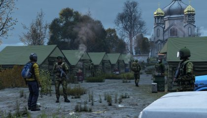 Chernarus Defense Forces – Groups and Factions