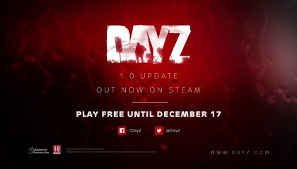 DayZ 1.0 PC release trailer