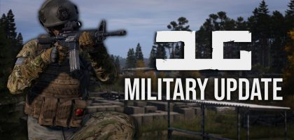 DUG Military Clothing Pack Release Trailer
