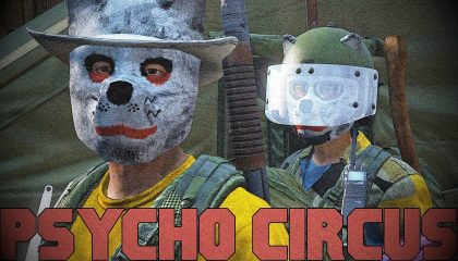 Psycho Circus – DUG Gameplay
