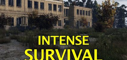 Intense Military Base Survival – Smoke in DayzUnderground