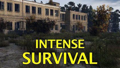 Intense Military Base Survival – Smoke in DayzUnderground