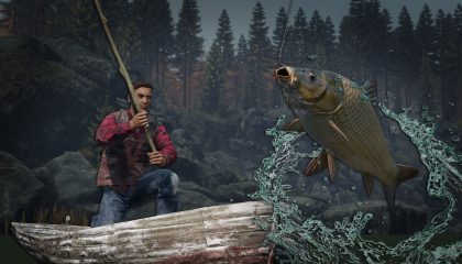 Fishing Mod Released