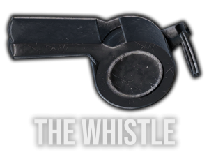 A functioning whistle in the DayzUnderground mod.