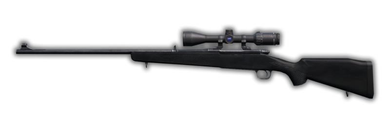The DUG mod adds a black polymer variant of the M70 Tundra.