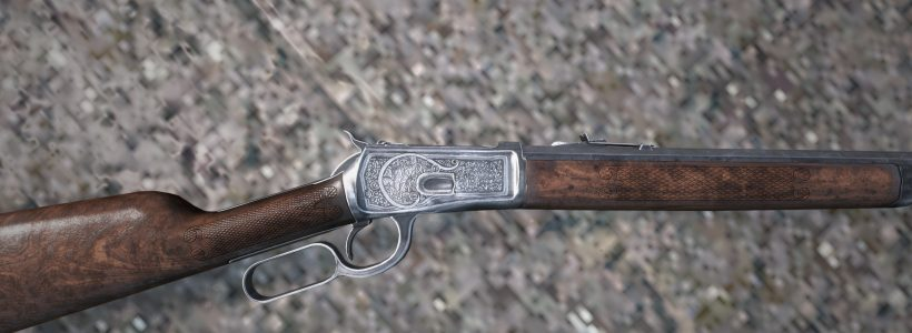 dayzunderground weapon variants pack engraved repeater