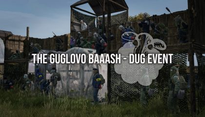 The Guglovo Baaash – DUG Event
