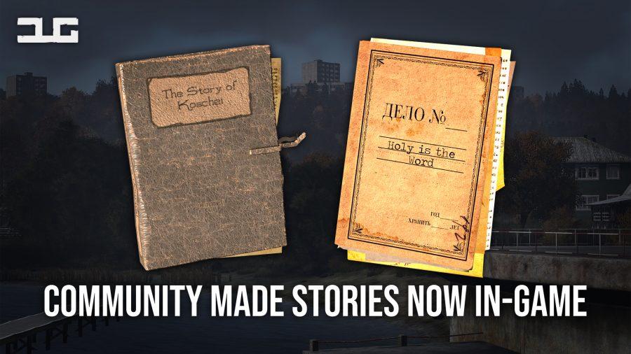 dayzunderground mod community made stories