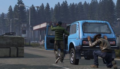 DayzUnderground the amazing race dayz event ptu
