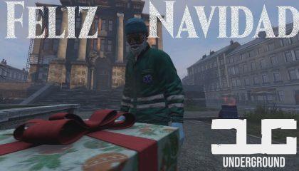 Feliz Navidad DUG 2020 – Sung by the Community